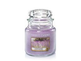 Lavender sviečka