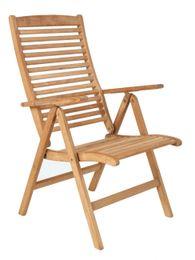 Záhradná stolička MALIN