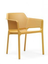 Záhradná stolička NET