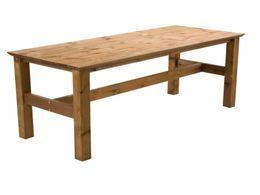 Záhradný stôl BIRKA