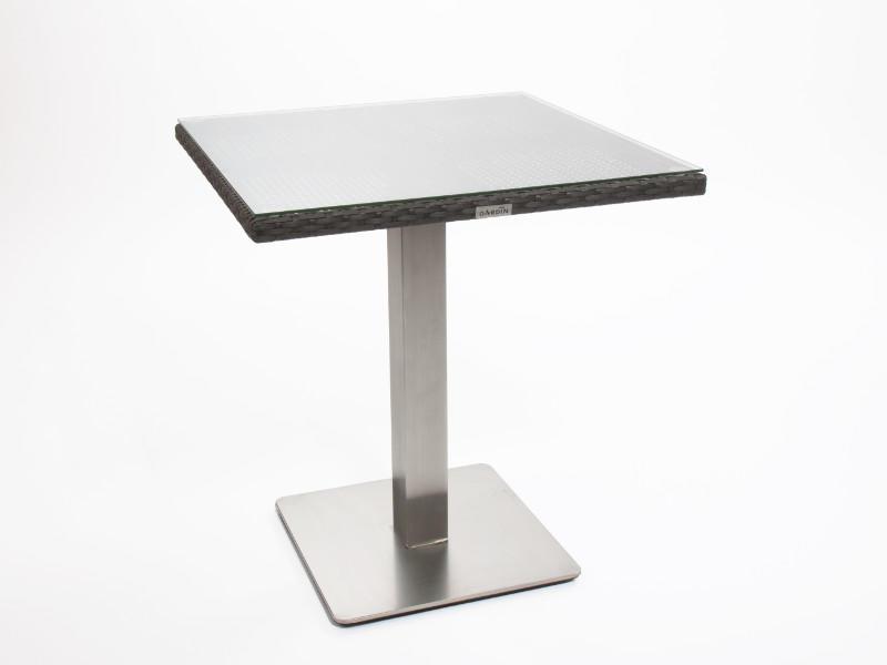 d16f125842d9a Stôl FIELD 70x70 - Záhradný nábytok, ratanový nábytok   Gardin.sk