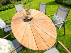 Záhradný stôl XARA ELIPPSE Hartman.