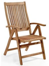 Záhradná stolička EVERTON
