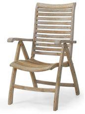 Záhradná stolička KARLO