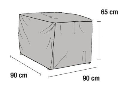 Ochranná plachta 90 x 90 cm